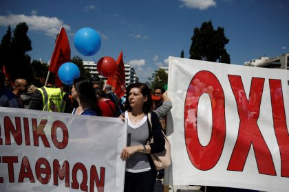 German government at odds with itself over Greek debt relief