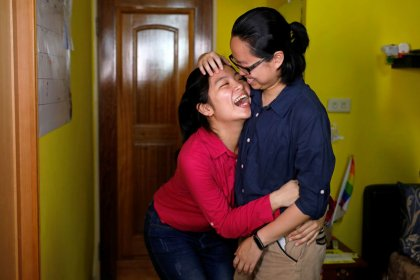 Taiwan activists hope same-sex marriage ruling will be trailblazer in Asia