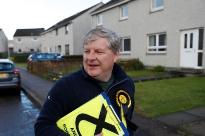 SNP to insist on Scotland's right to chose Brexit or independence