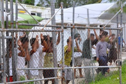 Exclusive: U.S. starts 'extreme vetting' at Australia's offshore detention centers