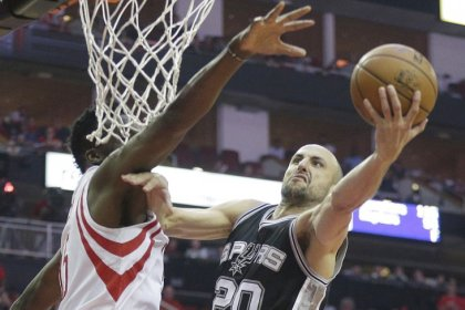 Playoffs exit could spell retirement for Spurs great Ginobili