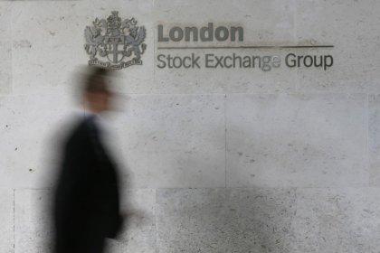 Buoyant banks lift European shares back toward 21-month highs