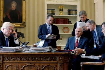 Trump to set up 'war room' to repel attacks over Russia probe, officials