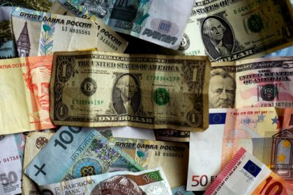 Dollar firms against sterling, euro amid political uncertainties