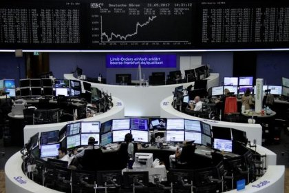 الأسهم الأوروبية تسجل رابع شهر على  التوالي من المكاسب