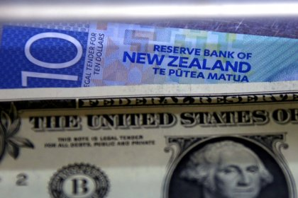 Central bank reserve keeps kiwi rising