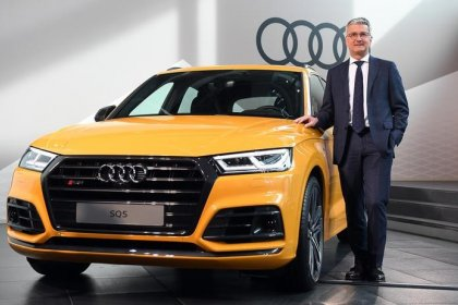 Internal dossier criticises Audi top management: Bild