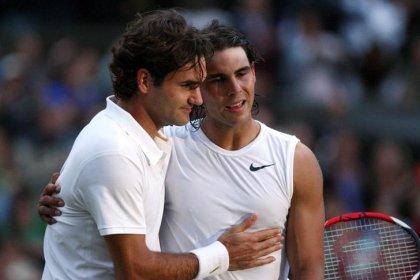Federer y Nadal, favoritos para repetir otra soñada final de Wimbledon