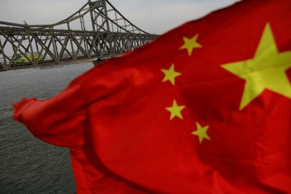 China trade with sanctions-struck North Korea up 10.5 percent in first half