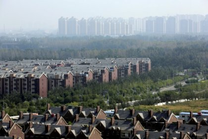 China's property market slows, Beijing prices down for first time since 2015