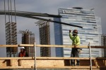 U.S. homebuilding hits four-month high, supply constraints remain