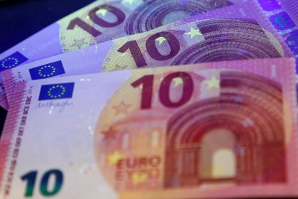 Euro nears two-year high as ECB flags autumn tightening talk