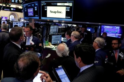 Snap under pressure as Wall Street eyes share lock-up expirations