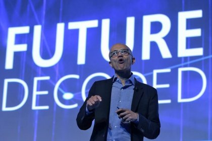 Microsoft profit beats expectations on strong cloud demand