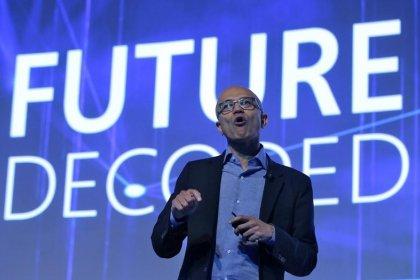 Microsoft profit beats expectations on strong cloud demand