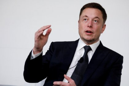 Musk touts approval of New York-Washington 'hyperloop'