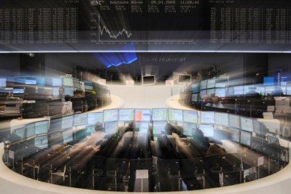 Les Bourses finissent la semaine en forte baisse, l'euro reste ferme