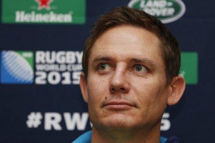 Rugby - Departing Larkham backs Brumbies to return stronger