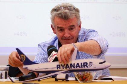 Ryanair startet mit Preiskampf durch - Alitalia auf Radar