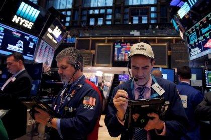 Уолл-стрит торгуется разнонаправленно в ожидании результатов технологических компаний