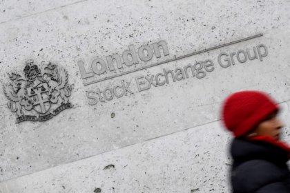 ITV, defensives propel FTSE higher