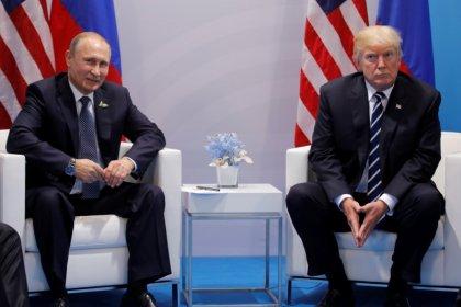 Trump could seek 'tougher' Russia sanctions; Putin threatens retaliation