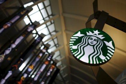 Starbucks signals U.S. caution on lower profit; closing Teavana stores