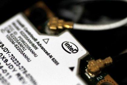 Intel relève ses prévisions 2017, le titre augmente