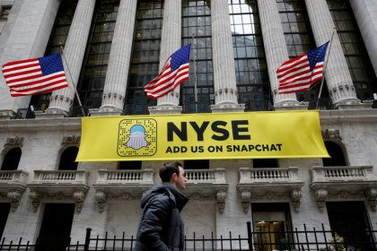 Wall Street braces for end of Snap share lockup