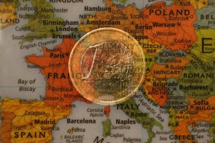 Euro zone business activity lost some momentum in July, still strong: PMI