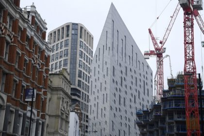 UK house price growth weakest in over four years - RICS