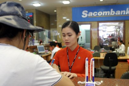 Vietnam's Sacombank board seeks to switch listing to smaller exchange
