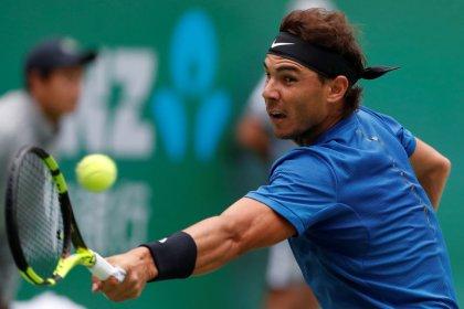 Nadal vence a Dimitrov y avanza a semifinales del Masters de Shanghái