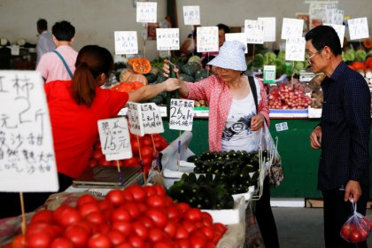China September producer prices jump most in six months in boost for global inflation
