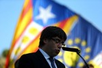 Spagna, Puigdemont non risponde su indipendenza Catalogna, chiede incontro a Rajoy