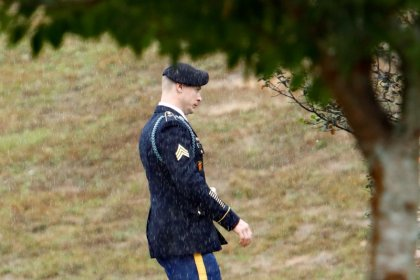 U.S. Army Sergeant Bergdahl pleads guilty to desertion, endangering troops