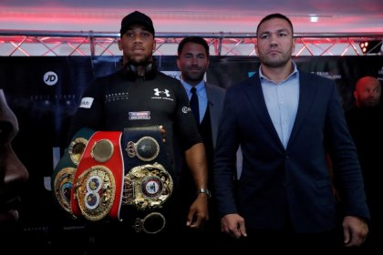 Boxing: Joshua to face Takam in title defense after Pulev withdraws