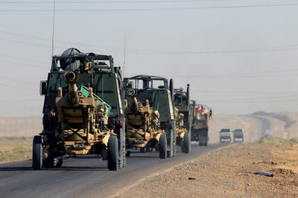 Iraqi forces take control of all oil fields operated by state-owned North Oil in Kirkuk