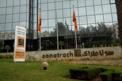 سوناطراك الجزائرية تتطلع لتأسيس مشروع مشترك للغاز مع شركة تجارية