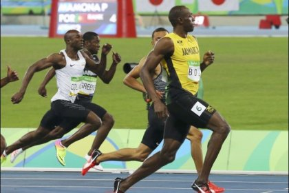 Motor racing: Usain Bolt to put Hamilton under starter's orders