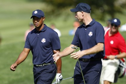 Golf: Furyk hopes Tiger will play role on U.S. Ryder Cup team