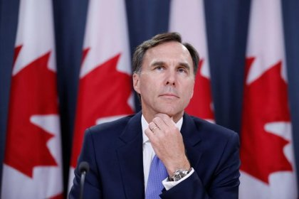 Canada finance minister seeks advice on conflict of interest