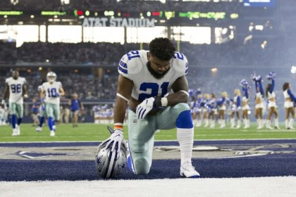 Elliott eligible to play for Cowboys this weekend, judge rules