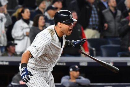 Judge delivers again as Yankees get the verdict
