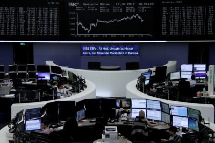 European shares rise as third-quarter earnings roll in, Catalonia weighs on IBEX