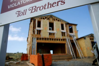 U.S. housing starts hit one-year low in September