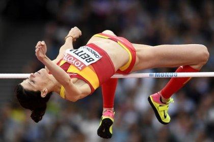 La campeona olímpica de salto de altura Beitia anuncia su retirada