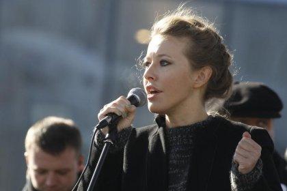 Дочь бывшего шефа Путина объявила об участии в выборах президента РФ