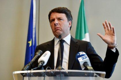 Bankitalia, Renzi: surreale dire che mozione Pd su Visco è eversiva