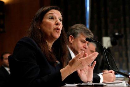 مسؤولة أمريكية:شركات التكنولوجيا تعزز تعاونها لمواجهة المواد المتطرفة